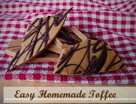 Homemade Toffee