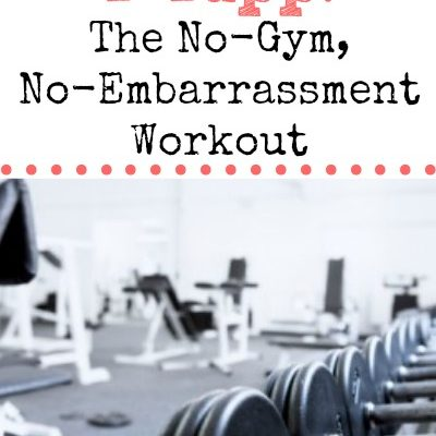 T-Tapp:  The No Gym, No Embarrassment Workout