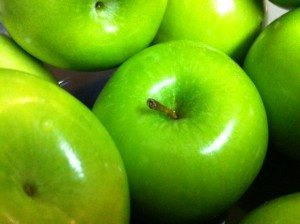 Caramel Apples:  Dealing With the Unexpected in Life