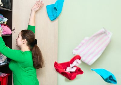 Cleaning Out the Closet:  A Weight Loss Journey