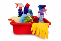 cleaningcaddy Making It Easier for Kids to Help Clean House