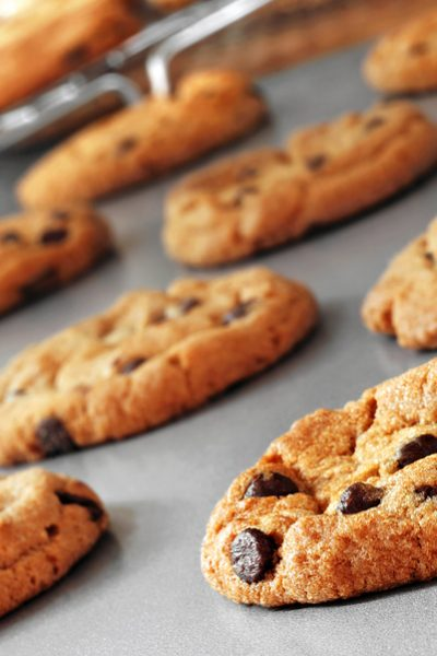 Never-Fail Chocolate Chip Cookies