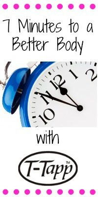 7 Minutes a Day to a Better Body With T-Tapp