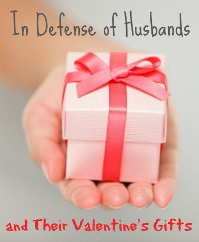 In Defense of Husbands and Their Valentine\'s Gifts - Charlotte Siems