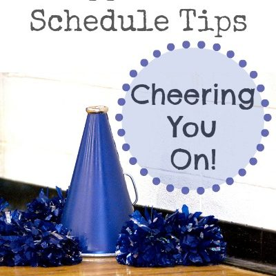 T-Tapp Workout Schedule Tips: Cheering You On!