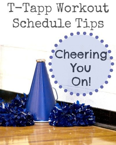 ttapp workout schedule tips pompoms T Tapp Workout Schedule Tips: Cheering You On!