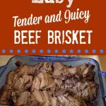 Easy Beef Brisket Recipe