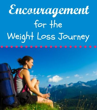 Encouragement on the Weight Loss Journey:  A Photo Album