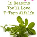 Reverse Aging: 12 Reasons You'll Love T-Tapp Alfalfa