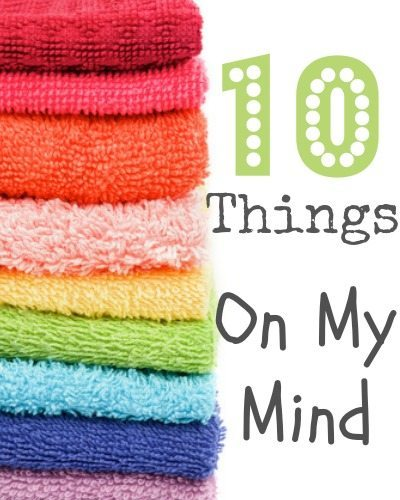 things_on_my_mind_stack_towels