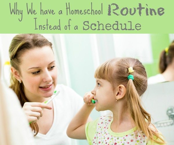 homeschool-routine-instead-of-schedule