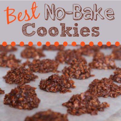 Best No-Bake Cookies