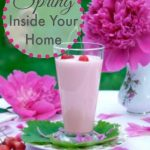 Spring Inside Your Home