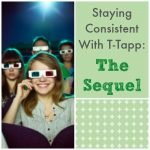 Staying Consistent with T-Tapp:  The Sequel