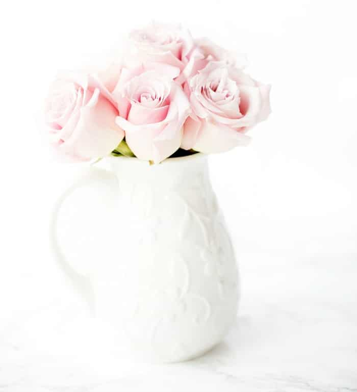 Just a Vase of Flowers:  Looking Through the Window at Family Life