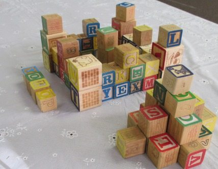 dick-and-jane-shower-kids-table-blocks