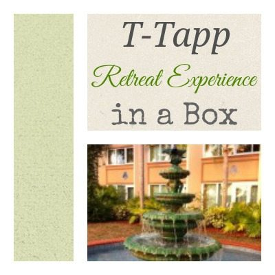T-Tapp Retreat Experience in a Box