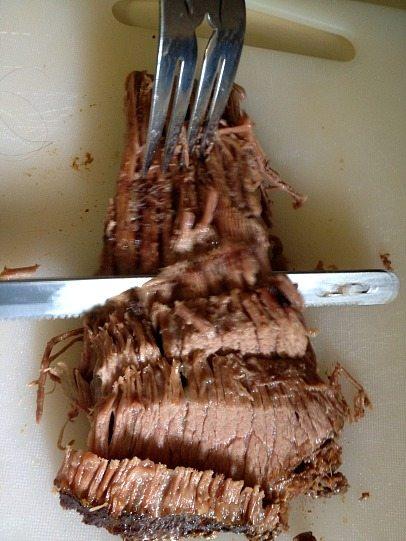cut-brisket
