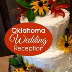 Oklahoma Wedding Reception