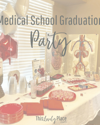 Medical School Graduation Party